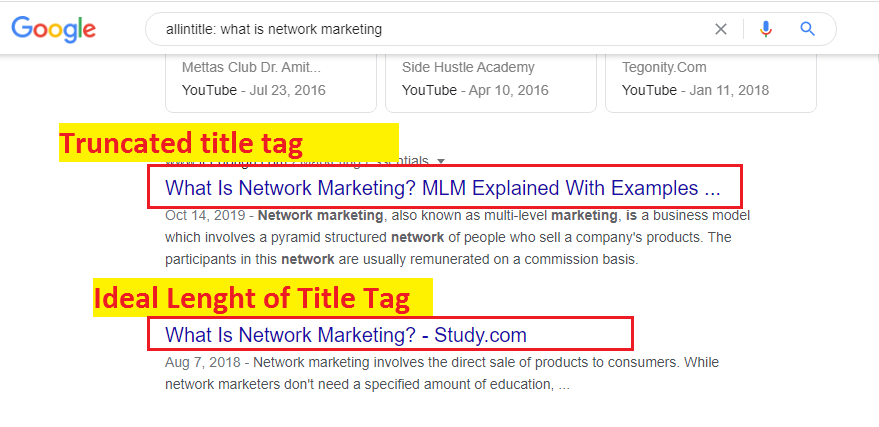 Title-Tag-Example