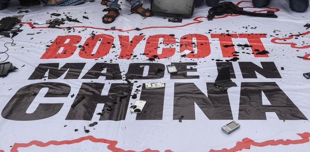 Boycott-China