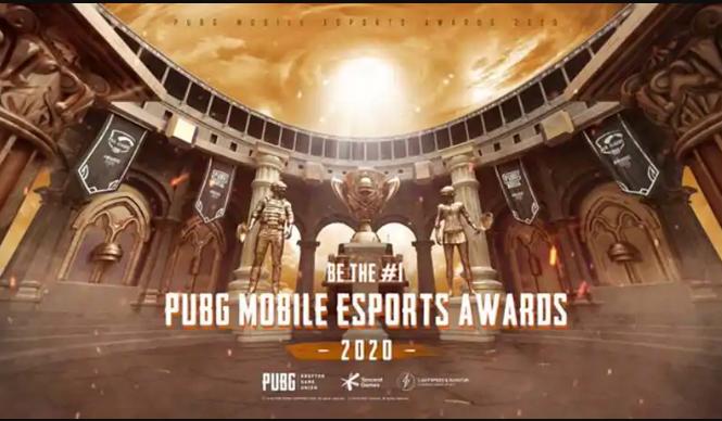 PUBG-Mobile-Esports-Awards-2020