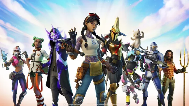 Sony-Epic-Game-Collab