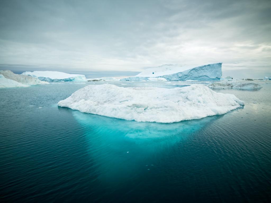 Greenland-Ice-Melting